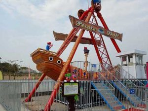 24 Seat Pirate Ship Rides for Australia