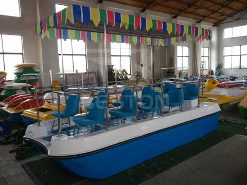 10 Seat Electric Boat for Sale