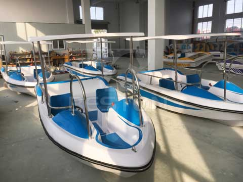 Four Person Electric Boat for Australia