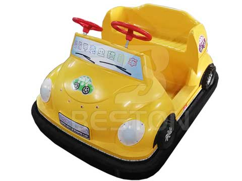 Mini Beetle Bumper Cars for Kids