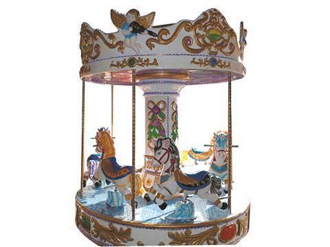 6 Seat Mini Carousel