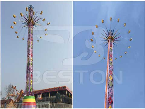 Swing Tower Rides for Australia