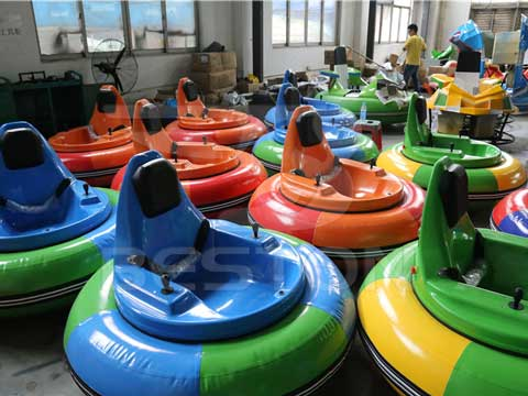 Inflatable Bumper Cars for Adults