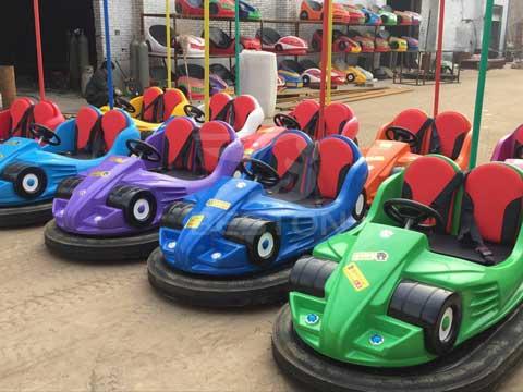 Adults Bumper Cars