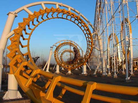 6 Ring Roller Coaster Rides for Australia