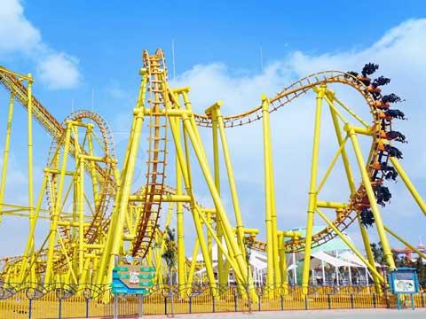 Beston Suspended Roller Coaster Rides