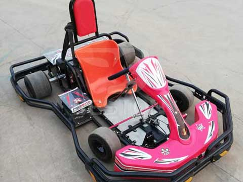 One Seat Electric Go Karts for Australia