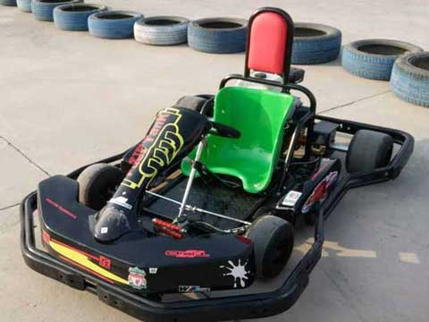 One Seater Go Karts
