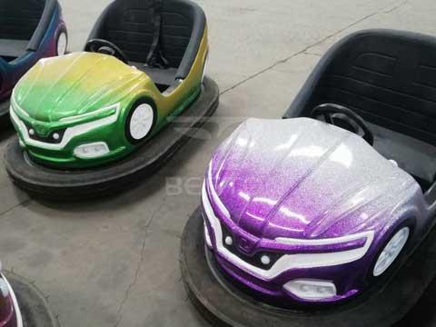 Bumper Car Show Rides for Australia