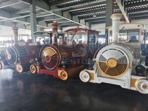 Beston 42 Seat Trackless Train for Australia