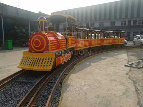 Train Rides With Track for Sale