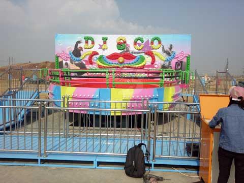 New Tagada Rides
