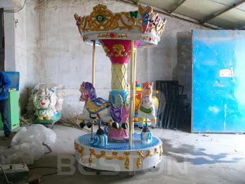 Kids 3 Horse Carousel for Sale In Australia