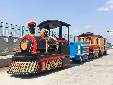 Amusement Train for Australia